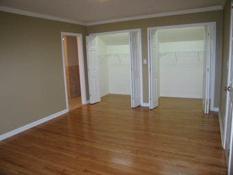 Master Bedroom After Picture